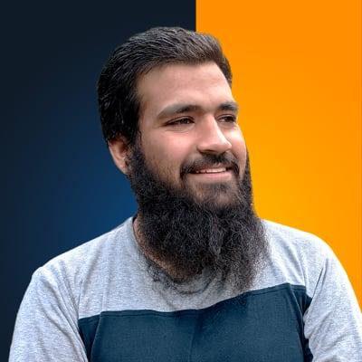 Saqib Malik's avatar.'