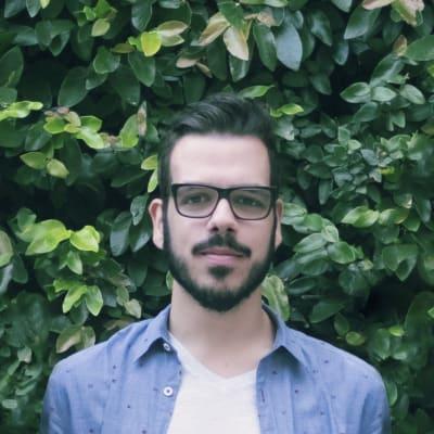 Flávio Santos's avatar.'