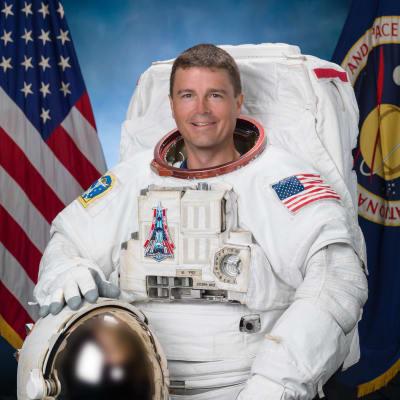 G. Reid Wiseman (NASA)