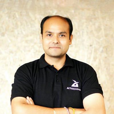 Abhinav Jain (ALMOND & ATechnos)