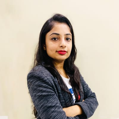 Kriti Aggarwal (Aanha Services)