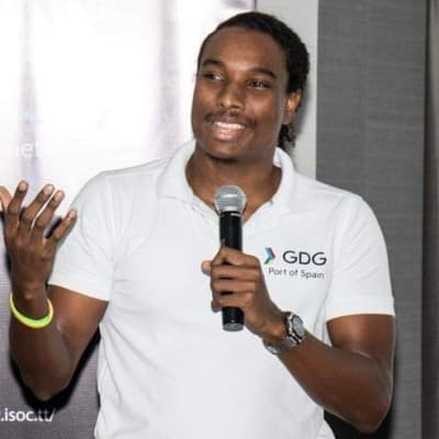Nicholas Mendez (The University of the West Indies St. Augustine)