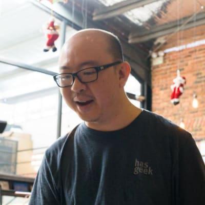 Michael Cheng (GovTech)