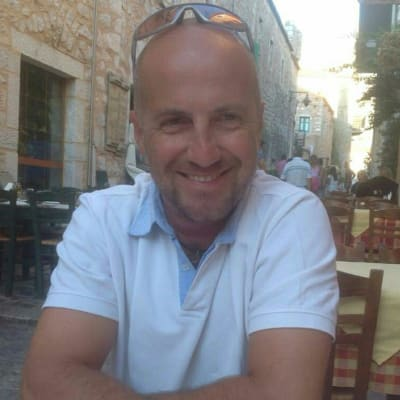 Ilias Papachristos (GDG Cloud Thessaloniki)