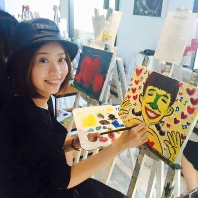 Judy Wang (Judy Wang Art 茱蒂玩藝術)