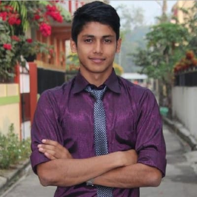 Aawaz Gyawali (Brainants Technology)