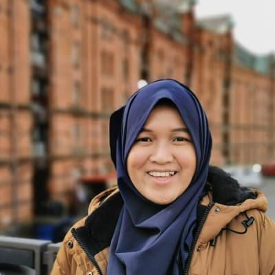 Nadinda Rachmat (Junior Software Engineer)
