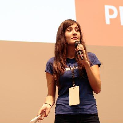 Alba Roza (Foundation for Public Code)