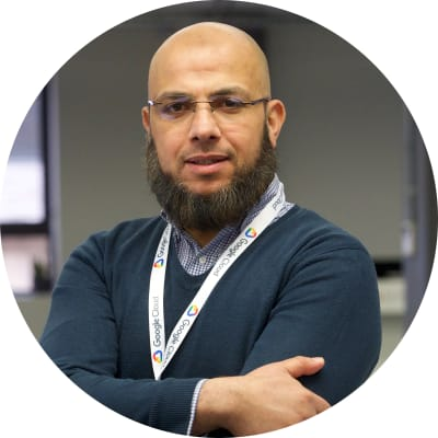 Dr. Nabil Hadj-Ahmed (GDG Leeds)