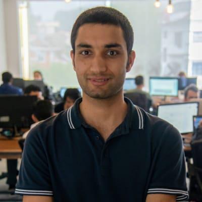 Raju Dawadi (Oyster Financial)