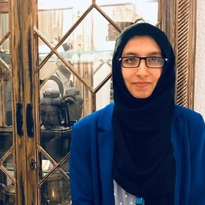 Sakina Abbas (ReacTree)