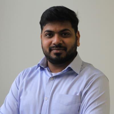 Sunil Jaganathan (Incepta Solutions)
