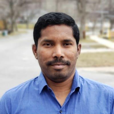 Nageshwar Daluvai (Tata Consultancy Services Canada Inc.)
