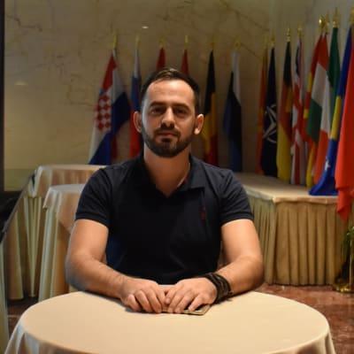 Dorian Kane (iKons Albania)