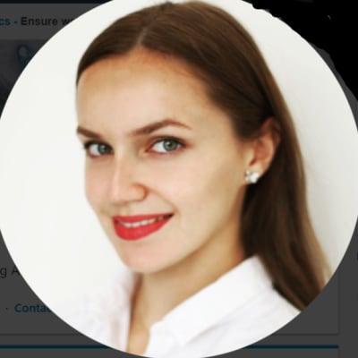 Ekaterina Obolenskaya (Isobar)