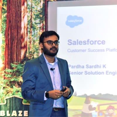 Pardha Sardhi (Salesforce)