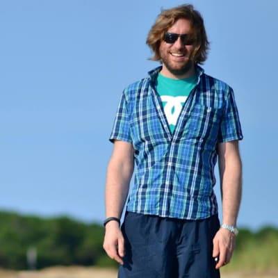 Lukas Karlsson's avatar.'