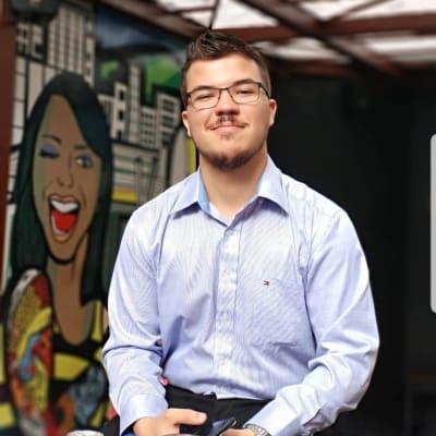 Matheus Bitencourt's avatar.'