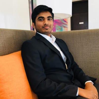 Naveen Dhanaraj's avatar.'