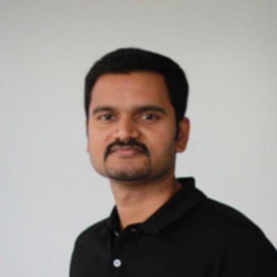 Raj Shanmugam's avatar.'
