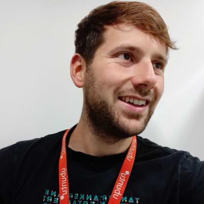 Sam Hamperl's avatar.'
