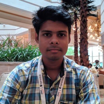 Soumyadeep Mandal's avatar.'