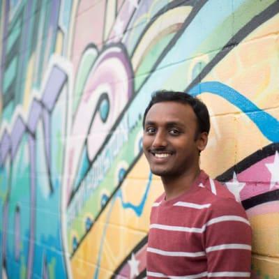 Vishal Pallerla's avatar.'