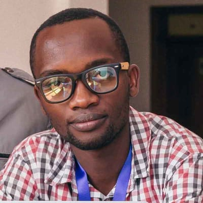 Aaron Sekisambu's avatar.'