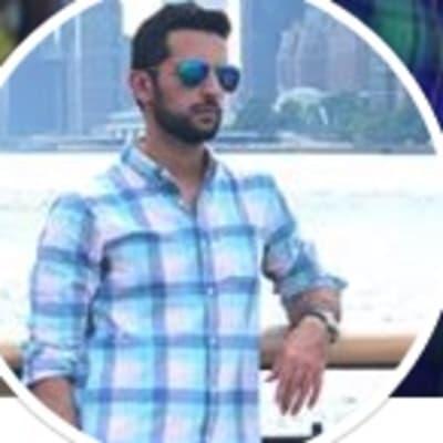 Shyam Bhojwani's avatar.'