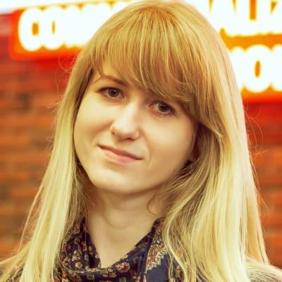 Юлия Локоткова (СЕО стартапов PingFin и Graime)