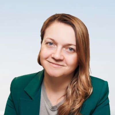 Olesya Zaluska (Deputy Chief of Party)
