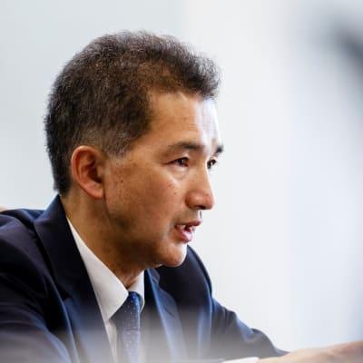 Yoshiaki Ishii (Ministry of Economy, Trade and Industry)