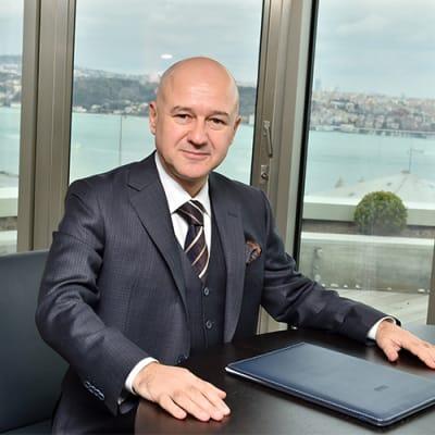Baybars Altuntas (World Business Angel Investment Forum)