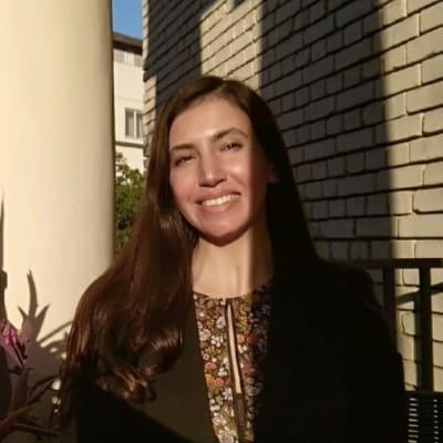 Nathalie Gabriel (Startup Grind Rishon Lezion)