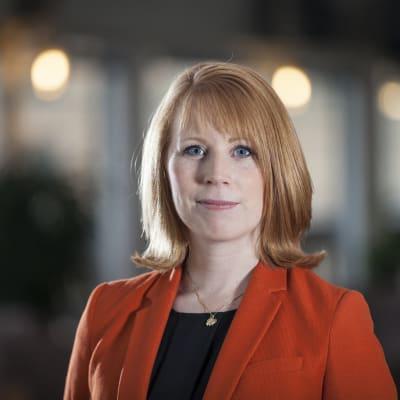 Annie Lööf (Swedish Parliament / Centre Party)