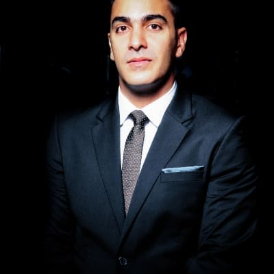 Ramzi Nakad (Co-Founder of BRAG & FASHION FORWARD)
