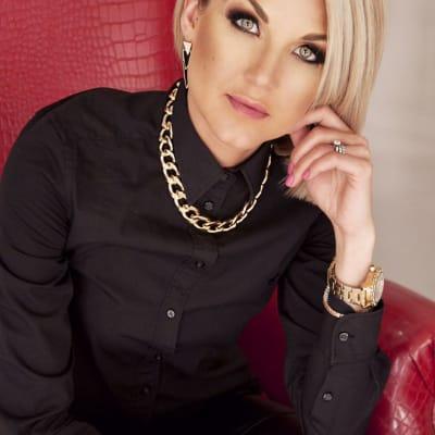 Yolande Koupis (Perky Jams & Miss Free State)