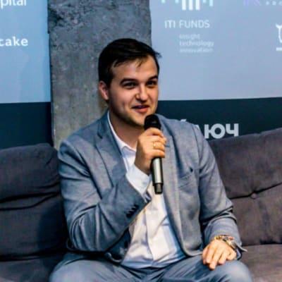 Denis Efremov (Forbes 30under30)