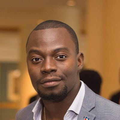 Samuel Dameus (Faces of Haiti)