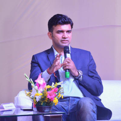 Amit Mishra (Sansan)