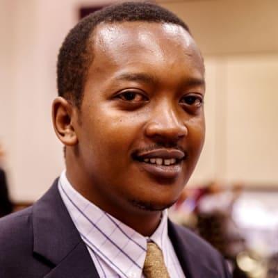 Norbert Haguma (Afrorient / Blockchain Hub (TAS))
