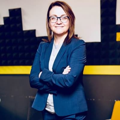 Olesya Volska-Zaluska (USАІD Competitive Economy Program (CEP))