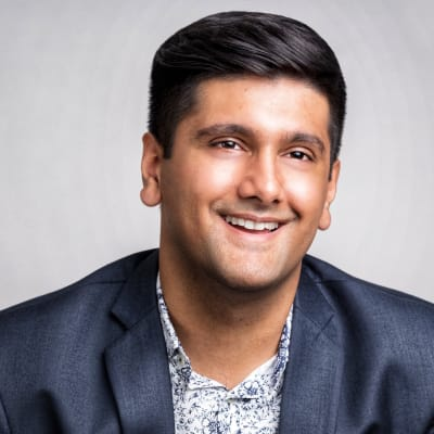 Travin Singh (Founder and CEO)