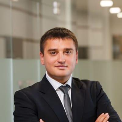 Oleksandr Bornyakov (Ministry of Digital Transformation of Ukraine)