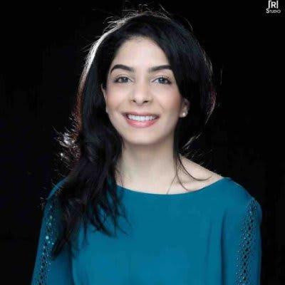 Nina Saeed (Alsoug.com)