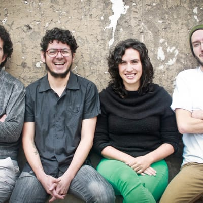 Pascual Gangotena; David Barragan; Marialuisa Borja; Esteban Benavides (Al Borde Arquitectos)