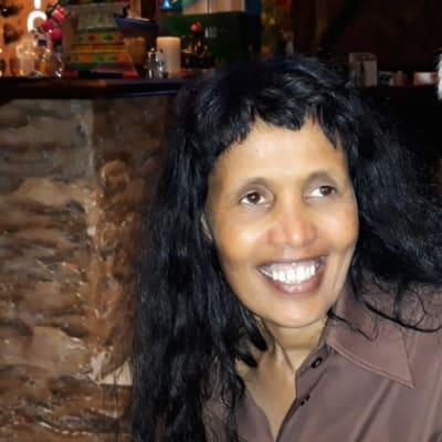 Almaz Yohannes (African Queen)