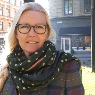 Anette Nordvall (Stockholm Business Angels)