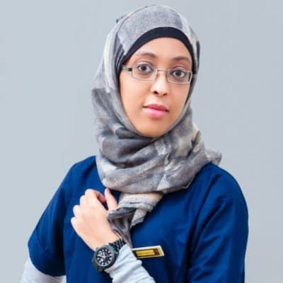 Afrah J. Mohammed (Life4Moms)