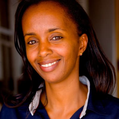 Aline Kabanda (Akilah Institute)